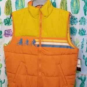 Stranger Things puffer vest